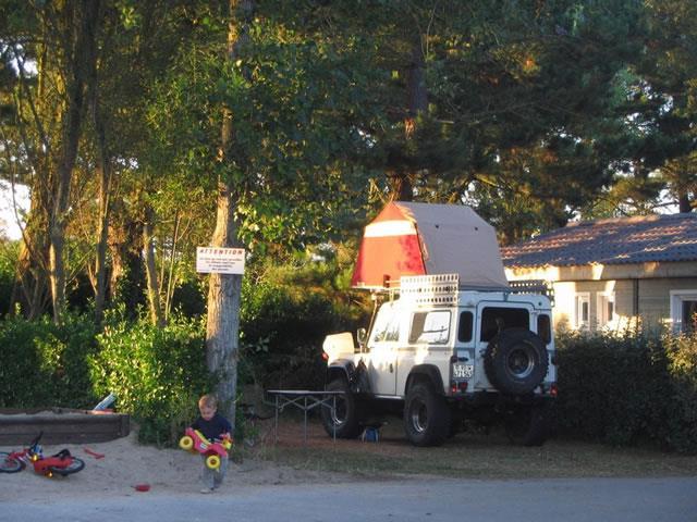 camping du finistère sud